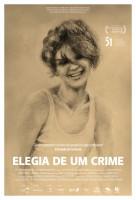 """cartaz do filme """"Elegia de um crime"""""""